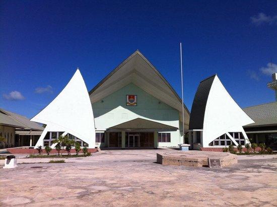 Parliament Building: Parliament