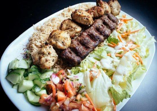 Tandoori kabob foto di helmand kabob afghan cuisine for Afghan kabob cuisine mississauga