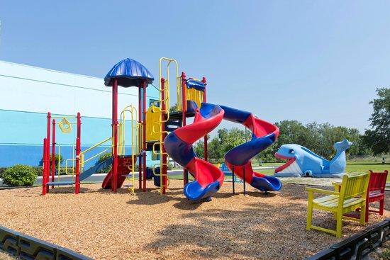Flamingo Waterpark Resort: Children's Playground
