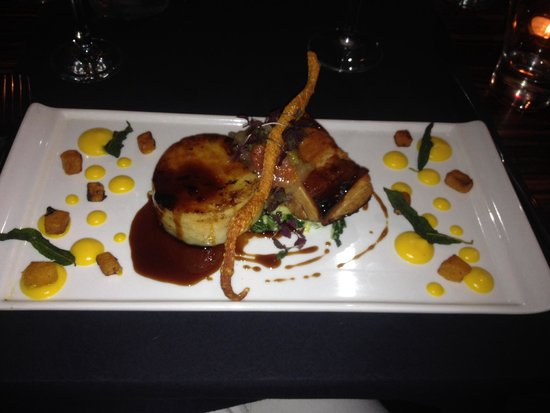 Mansion Restaurant & Wine Bar : Amazingly tender belly pork!