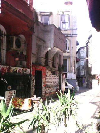 Ilya Pera Hotel: fronte hotel
