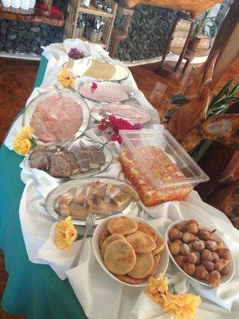Chez Maria Goretti: dining