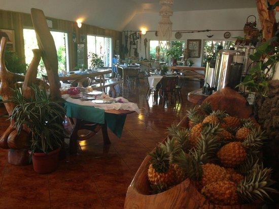 Chez Maria Goretti : Hotel & grounds