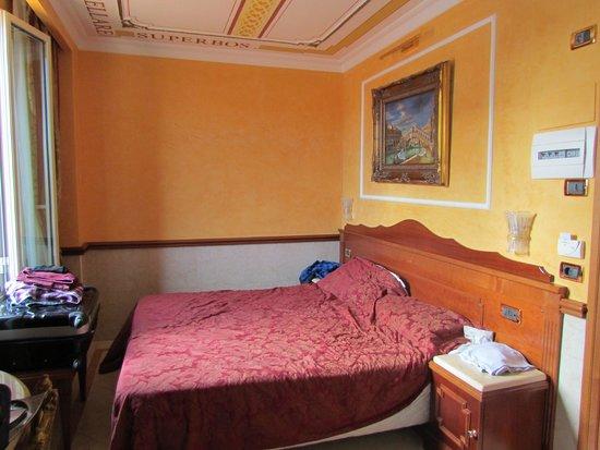 Clarion Collection Hotel Principessa Isabella : Room