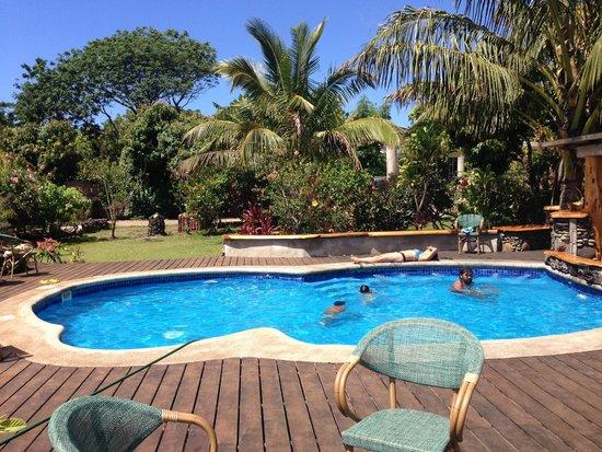 Chez Maria Goretti: pool
