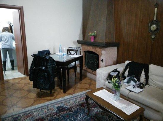 Luana Inn Bed and Breakfast: camino