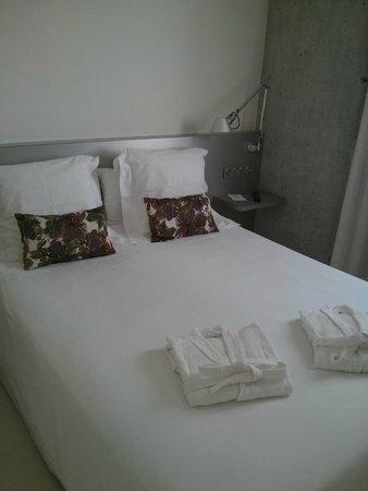 Hotel Boutique Alcoba: Habitación impecable. Limpieza máxima