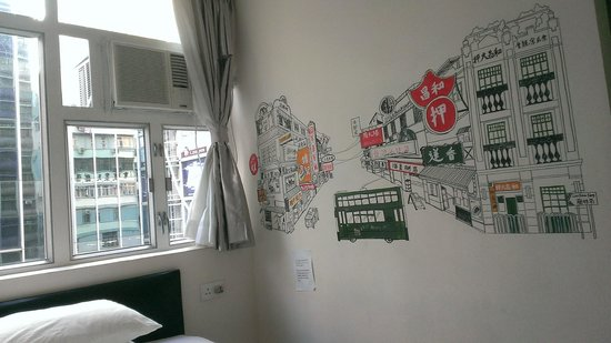 Alohas Hostel: 房間內1