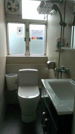 Alohas Hostel: 廁所