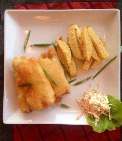 Beyond Taste: Fish & chips