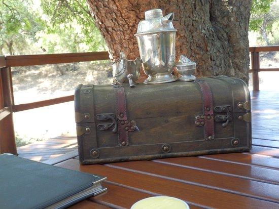 Hamiltons Tented Safari Camp: Nostalgie überall