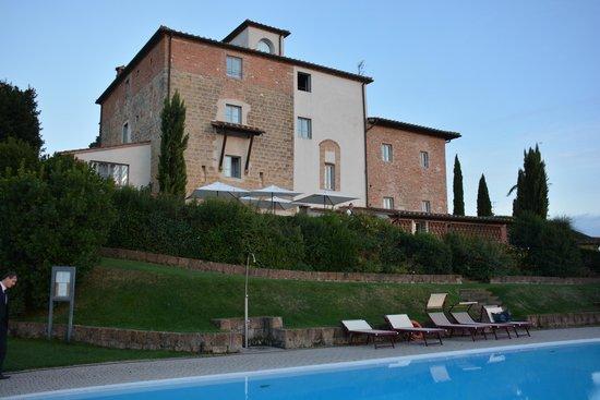 Castello di Fulignano: Hotel & Swimming Pool