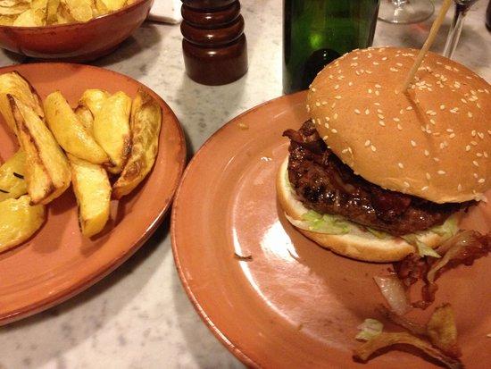 Maxela Milano: Ottimo hamburger