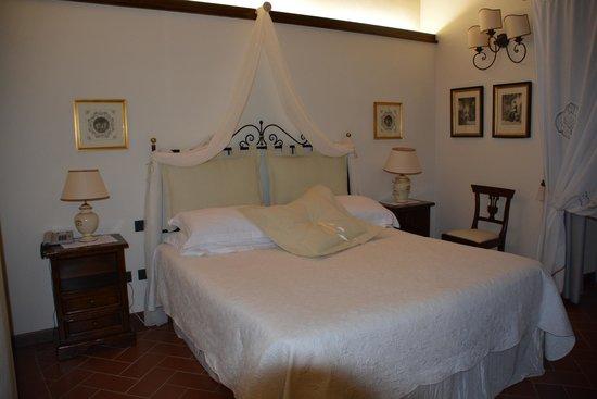 Castello di Fulignano: Room