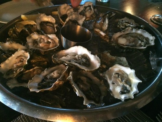 Flying Fish : oyster!!!