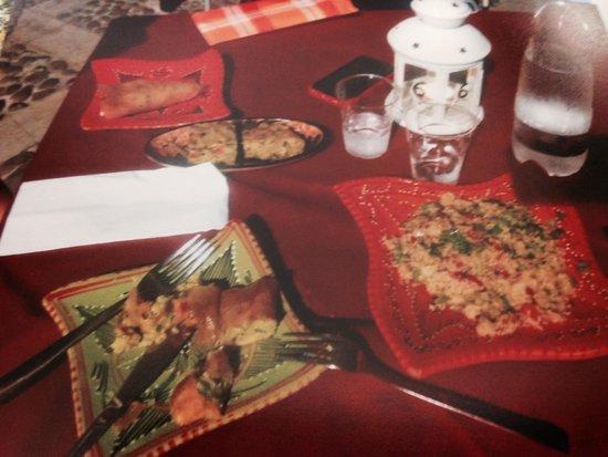 Eyem Zemen : La nostra cena