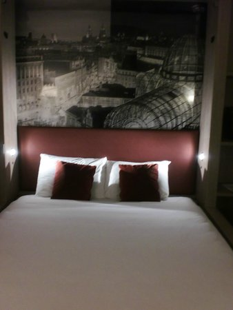 Aparthotel Adagio Liverpool City Centre : Literie impeccable