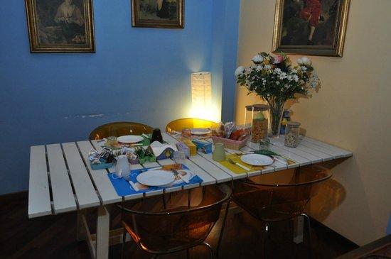 Tavolo Per Colazione Picture Of Roma E Dintorni House Lido Di Ostia Tripadvisor