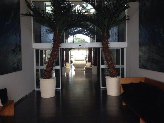 Monte da Quinta Resort: Холл отеля