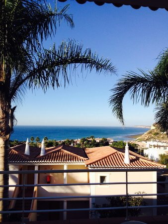Clube Porto Mos: Can I wake up to this view every day please?