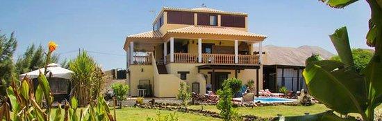 Villaverde, España: Relax, Villa Azul.
