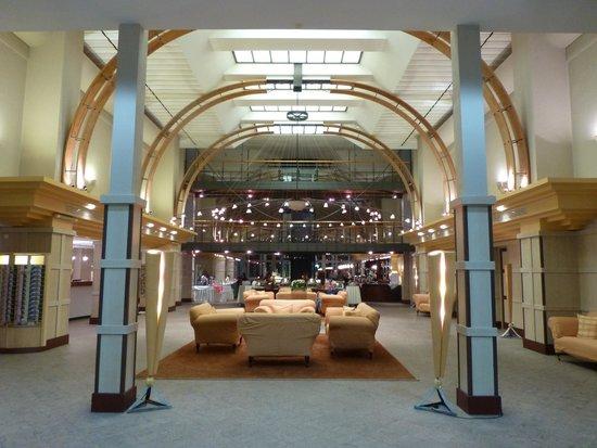Lindner Hotel & Spa Ruegen: Lobby Hotel Lindner