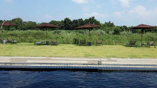 Zensala Riverpark Resort: Beautiful view