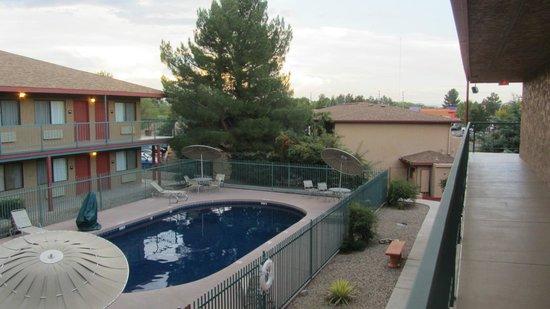 Best Western Cottonwood Inn: pool