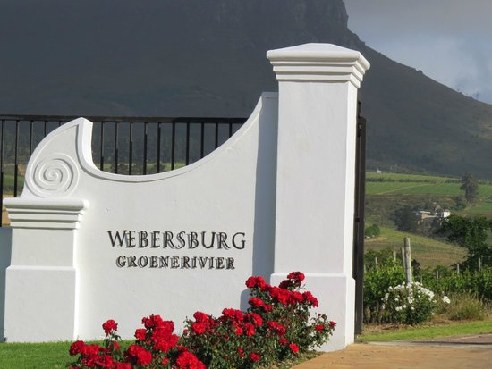 Webersburg : Front Gate