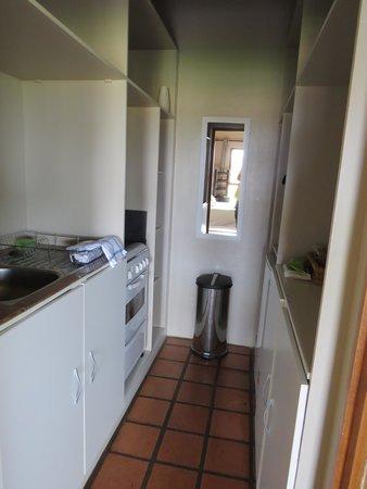 Buckler's Africa : kitchen