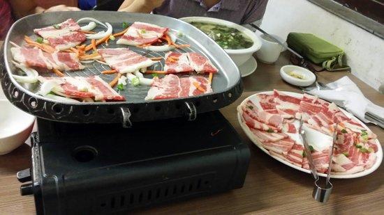 Han Qu Korean Food
