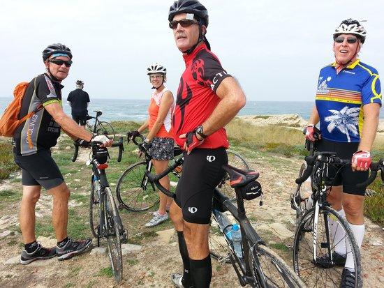 Portugal Bike: Da Boys rode too