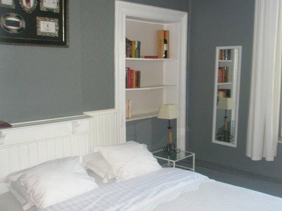 La Tonnellerie: La chambre