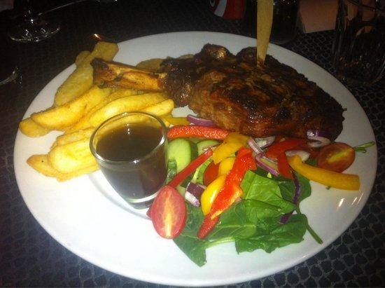 Aussie Beef Steakhouse: Mouth watering steak