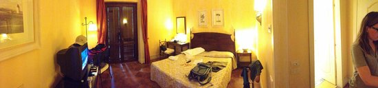 Baglio Oneto Resort and Wines: Our Room
