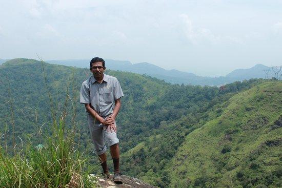 Vanya Treehouse : Sajeevan, Our Friendly Guide