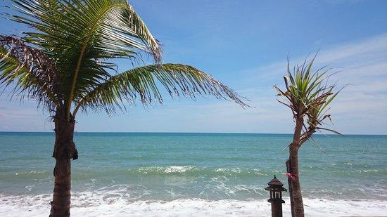 Peace Paradise Beach: Uitzicht vanaf de kamer