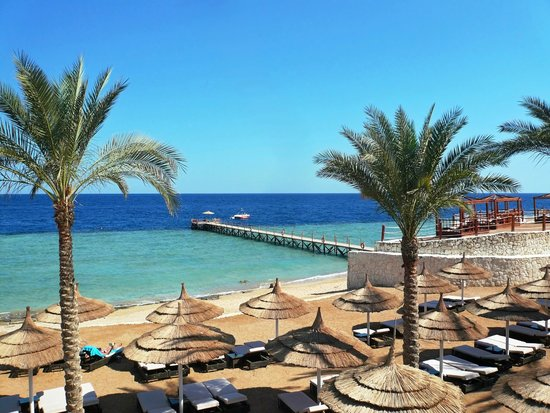 beach picture of sunrise montemare resort sharm el sheikh tripadvisor. Black Bedroom Furniture Sets. Home Design Ideas