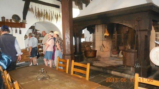 Foto de marksburg castle braubach cocina castillo - Cocinas castillo ...