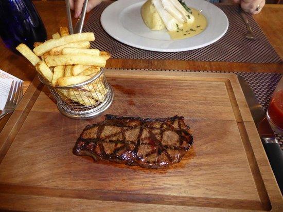 High Timber: Steak