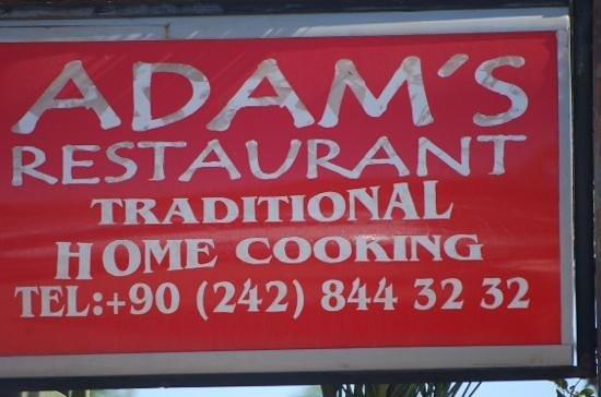 Adam's Place: Angenehmer Zwischenstopp