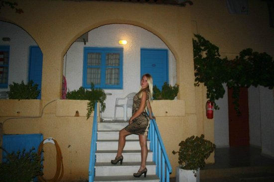 Phaedra Beach Hotel: наше бунгало