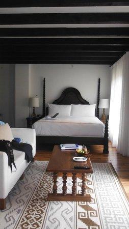 Rosewood San Miguel de Allende: mi habitación