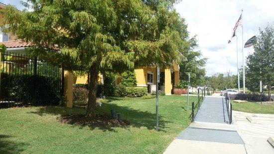 TownePlace Suites Houston North/Shenandoah: Entrada do Hotel