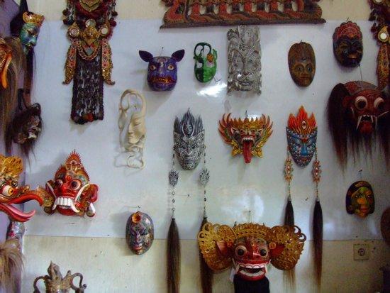 I.B.Sutarja Mask Gallery