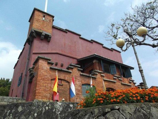 Fort San Domingo : 城