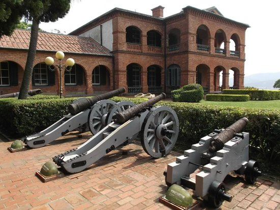 Fort San Domingo : 中庭