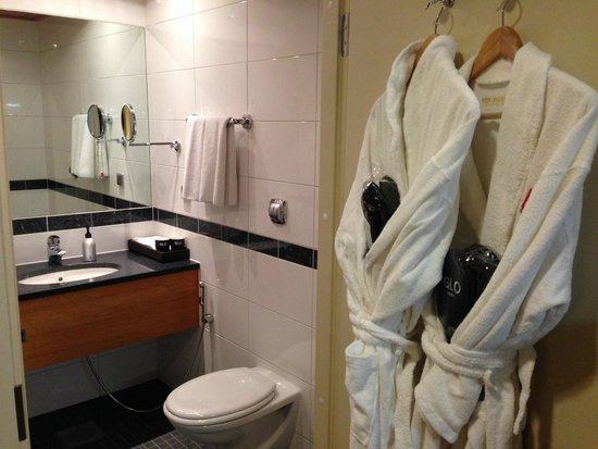 GLO Hotel Sello : номер