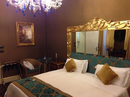 Hotel Pesaro Palace: Room1