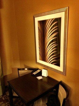 Holiday Inn Express Hotel & Suites Foley: Desk